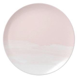 CMD Pink Lady - Melamine Plate
