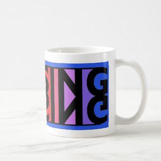 CMESSING Personalized Mug