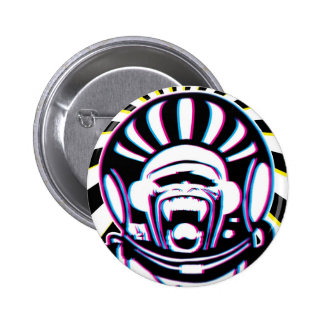 CMonkeYK 2 Inch Round Button