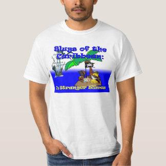 CMPE118 Winter 2012 Slugs of the Caribbean T-Shirt