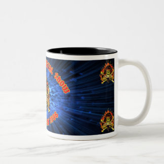 CMS Two-Toned Coffee Cup - Customized