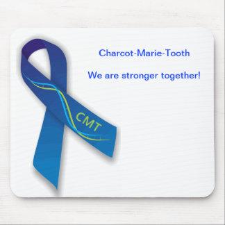 CMT Awareness Ribbon Mouse Pad