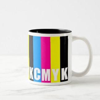 CMYK - mug