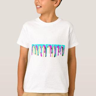 CMYK paint splash T-Shirt