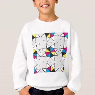 CMYK Star Wheel Sweatshirt