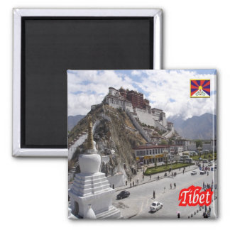 CN - China - Tibet Magnet