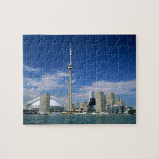 CN Tower and Skydome in Toronto, Ontario, Puzzles