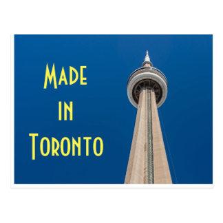 CN Tower in Toronto, Canada postcard