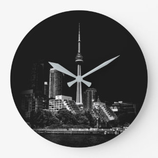 CN Tower Toronto Canada 1 Wallclocks