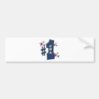 CNA Award Bumper Sticker