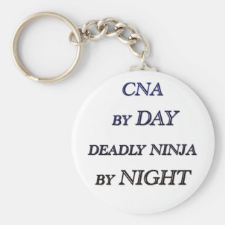 CNA BY DAY KEYCHAIN