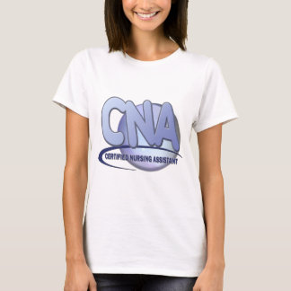 CNA FUN BLUE CERTIFIED NURSING ASSISTANT T-Shirt