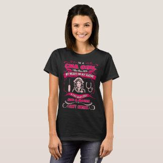 CNA Girl Heart On Sleeve Fire In Soul Tshirt