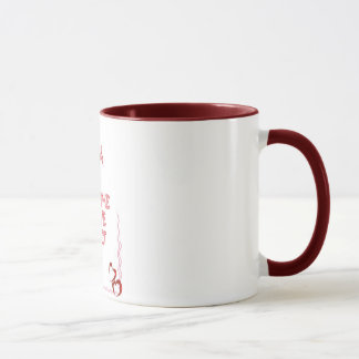 CNA IN IT FOR THE LOVE MUG