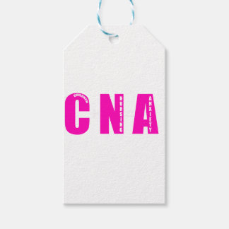 cna parents pack of gift tags