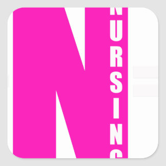 cna parents square sticker