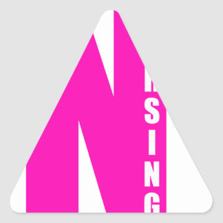 cna parents triangle sticker