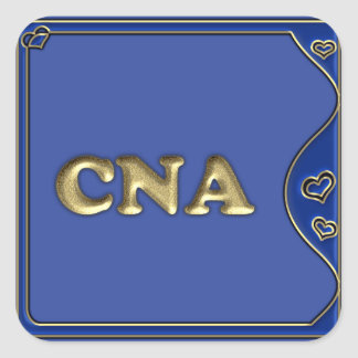 CNA Sticker
