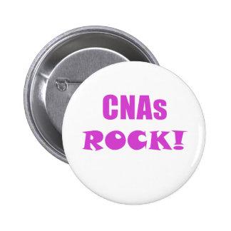 CNAs Rock 2 Inch Round Button