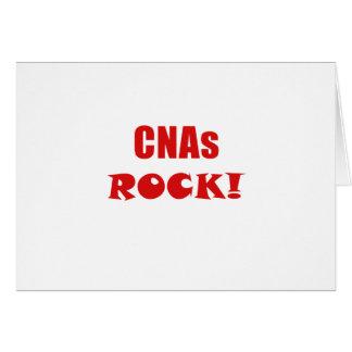 CNAs Rock Card