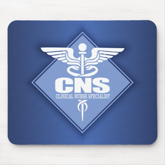 CNS Clinical Nurse Specialist Mouse Pad