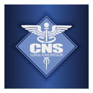 CNS Clinical Nurse Specialist Poster