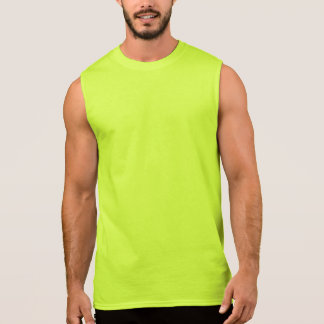 CNY Squatch Trackers Sleeveless Shirt
