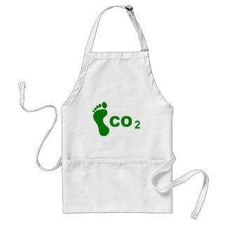CO2 Footprint Standard Apron