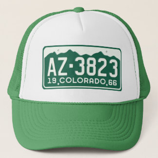 CO66 TRUCKER HAT