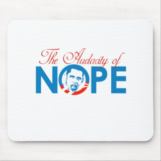 CO Audacity of Nope png Mousepad