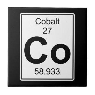 Co - Cobalt Tile