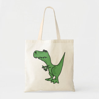 CO- Funny T-rex Tote bag