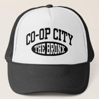 Co-op+City The Bronx Trucker Hat