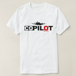 Co-Pilot: Overnight Flight T-Shirt