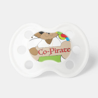 Co-Pirate Dog Pacifier