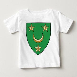 Coa_Algeria_Country_History_(1830-1962) Baby T-Shirt