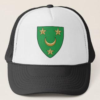 Coa_Algeria_Country_History_(1830-1962) Trucker Hat