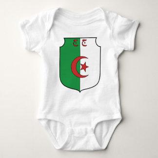 Coa_Algeria_Country_History_(1962-1971) Baby Bodysuit
