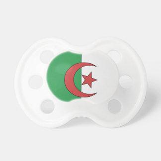 Coa_Algeria_Country_History_(1962-1971) Baby Pacifier