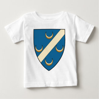 Coa_Algeria_Town_Hussein_Dey_(French_Algeria) Baby T-Shirt