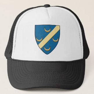 Coa_Algeria_Town_Hussein_Dey_(French_Algeria) Trucker Hat