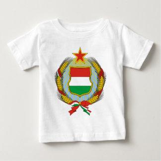 Coa_Hungary_Country_History_(1957-1990) Baby T-Shirt