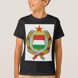 Coa_Hungary_Country_History_(1957-1990) T-Shirt