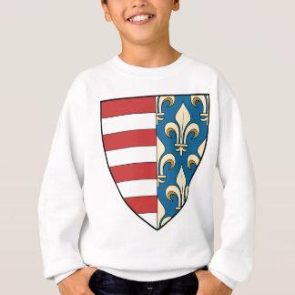 Coa_Hungary_Country_History_Charles_I_(1310-1342). Sweatshirt