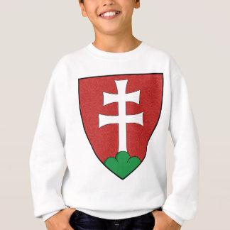 Coa_Hungary_Country_History_Lajos_I_(1357). Sweatshirt