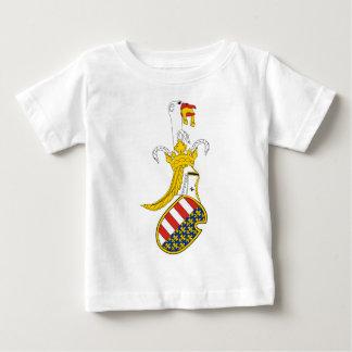 Coa_Hungary_Country_History_Lajos_I_(2) Baby T-Shirt