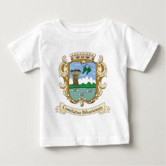 Coa_Hungary_County_Bihar_v3 Baby T-Shirt