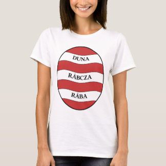 Coa_Hungary_County_Győr_(history) T-Shirt