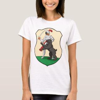Coa_Hungary_County_Komárom_(history) T-Shirt