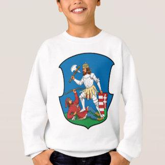Coa_Hungary_County_Nyitra_(history) Sweatshirt